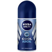 Nivea Cool Kick For Men Roll-On Deodorant 50ml